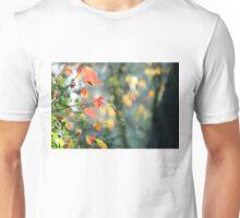 Fall Leaves V Unisex T-Shirt