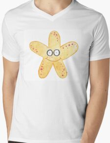 Starfish Congratulations/Greetings Card Mens V-Neck T-Shirt