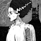 Bride of Frankenstein by djrbennett
