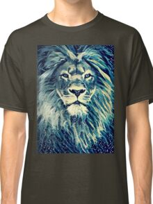 Waves of a Lion Classic T-Shirt