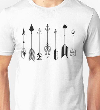 Be Brave Little Arrow Unisex T-Shirt