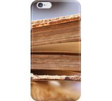 old book iPhone Case/Skin