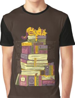 Sleeping On My Treasure Graphic T-Shirt