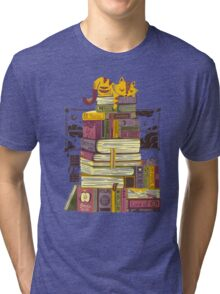 Sleeping On My Treasure Tri-blend T-Shirt