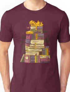 Sleeping On My Treasure Unisex T-Shirt