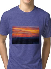 Gotta Miss Alberta Sunsets Tri-blend T-Shirt