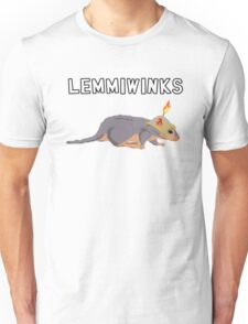 Lemmiwinks the brave adventurer Unisex T-Shirt