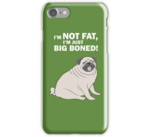 Big boned iPhone Case/Skin