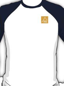 East Peak Apparel - Gold Square logo - Tshirt T-Shirt