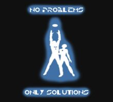 Tron, There's No Problems, Only Solutions by KewlZidane
