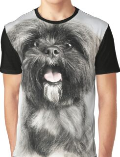 Lhasa Apso Lovers Graphic T-Shirt