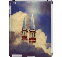 My Head In The Clouds Again iPad Case/Skin