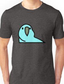 PartyParrot - Light Blue Unisex T-Shirt