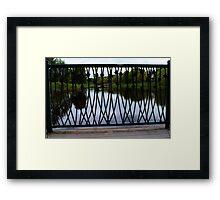 Mineapolis Pond Framed Print