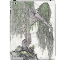 Old Lady Willow iPad Case/Skin