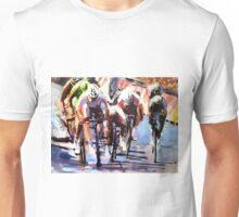 Short Sharp Sprint Unisex T-Shirt