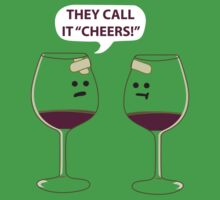 They Call It Cheers by teeshirtninja