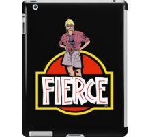 Fierce Dr. Sattler iPad Case/Skin