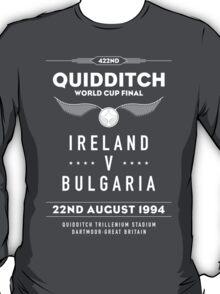 1994 Quidditch World Cup Final T-Shirt