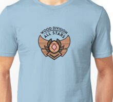 WOOD DIVISION ALL STARS Unisex T-Shirt