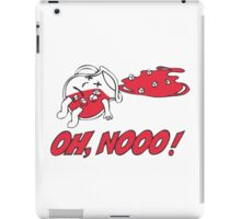 OH, Nooo Kool Aid iPad Case/Skin
