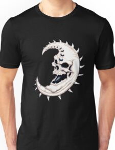 Skull Moon Unisex T-Shirt