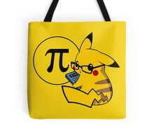 Pi-kachu v2.1(with shadows and glasses without lenses) Tote Bag