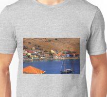 The edge of Nimborio town Unisex T-Shirt