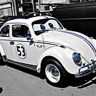 Herbie the Volkswagen by Ferenghi