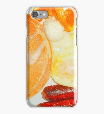 Breakfast Special: 2+2+2 iPhone Case/Skin