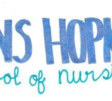 Johns Hopkins School of Nursing Sticker