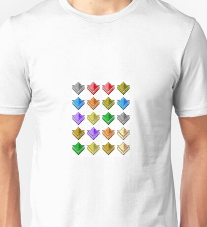 Guild Wars 2 Pattern Unisex T-Shirt