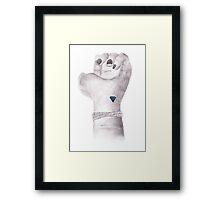 Diamond. Framed Print