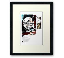 Communication Breakdown Framed Print