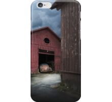 Barn Find iPhone Case/Skin