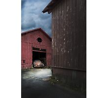 Barn Find Photographic Print