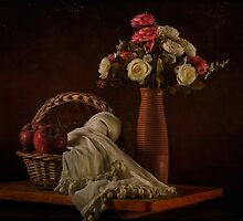 Still Life #3 by Prasad