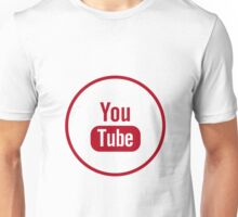 Youtube Unisex T-Shirt