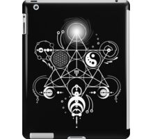 Sacred Crops -White iPad Case/Skin