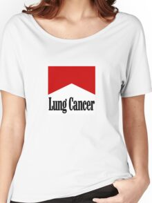 Lung Cancer Women's Relaxed Fit T-Shirt