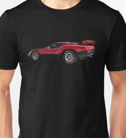 Purvis Eureka based on Formula Four Unisex T-Shirt