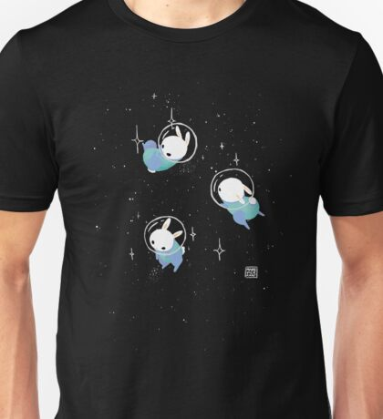 Space Bunnies Unisex T-Shirt