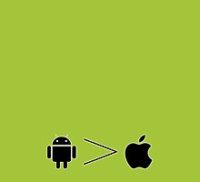 Android > Apple // Set the record straight! by TheCSimmons
