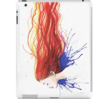 The Redhead iPad Case/Skin
