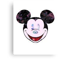 Mickey Power Canvas Print