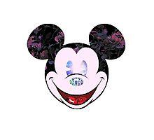 Mickey Power Photographic Print