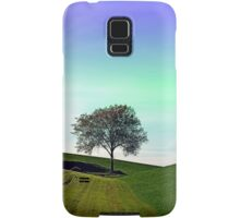 Lonely tree in the middle of nowhere | landscape photography Samsung Galaxy Case/Skin