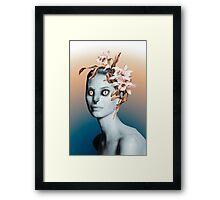 Werewoman Framed Print
