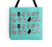 busted decks  Tote Bag