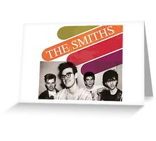 The smiths Greeting Card